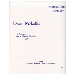2 Melodies No.2