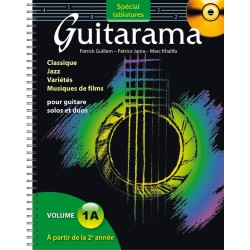 Guitarama Volume 1A Tablatures