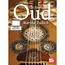 Basics Of Oud Book With...