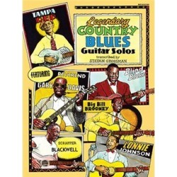Legendary Country Blues...