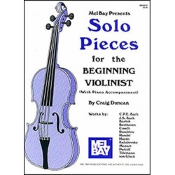 Solo Pieces For The...