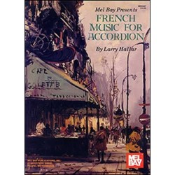 French Music For Accordion