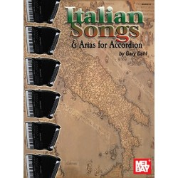 Italian Songs and Arias For...