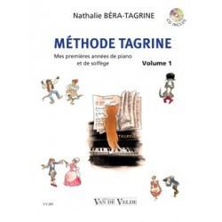 Méthode Tagrine Vol.1