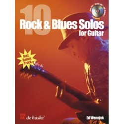 10 Rock & Blues Solos for...