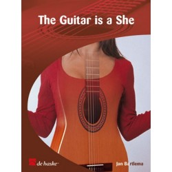 The Guitar is a She