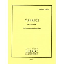 Caprice Cor En Fa Et Piano