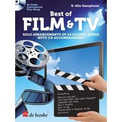 Best of Film & TV (Alto Sax)