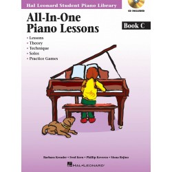 All-In-One Piano Lessons...