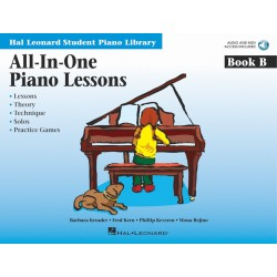 All-In-One Piano Lessons:...