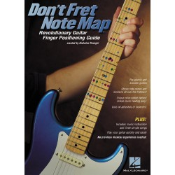 Don't fret note map