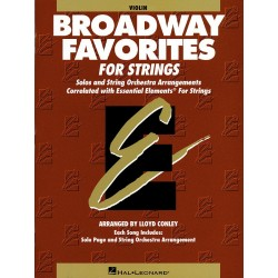 Essential Elements Broadway...