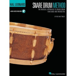 Hal Leonard Snare Drum Method