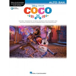 Coco - Alto Saxophone