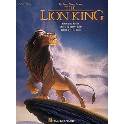 The Lion King - Vocal...