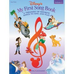 Disney's My First Songbook...