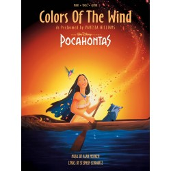 Colors Of The Wind From...