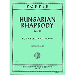 Hungarian Rhapsody Op. 68