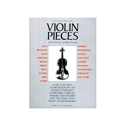Violin Pieces the Whole...