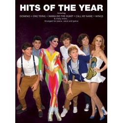 Hits of the Year 2012