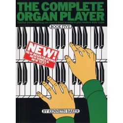 The Complete Organ Player 5