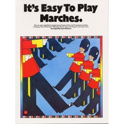 It's Easy To Play Marches