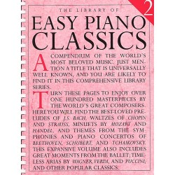 Library Of Easy Piano...