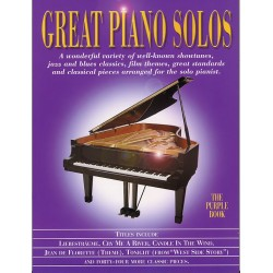 Great Piano Solos - The...