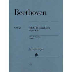Diabelli Variations Op. 120