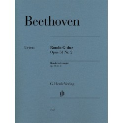 Rondo in G major op. 51 no. 2