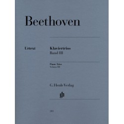 Piano Trios, Volume III