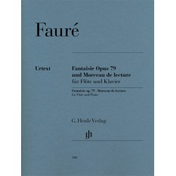 Fantaisie Op. 79 And...