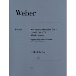 Clarinet Concerto No.1 F...