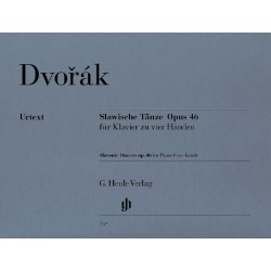 Slavonic Dances Op. 46 For...